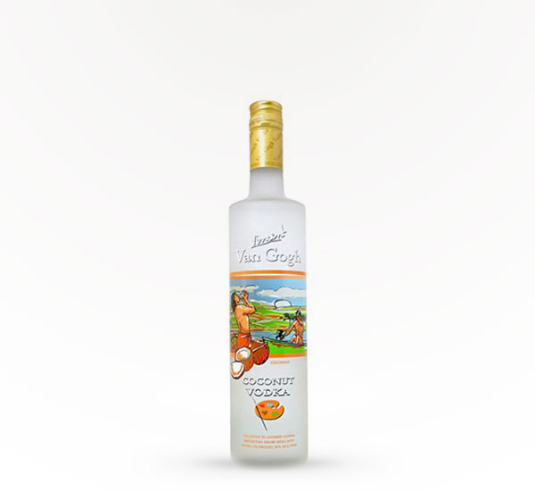 Vincent Van Gogh Coconut Vodka