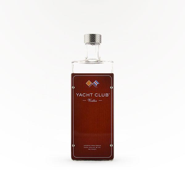 Yacht Club Vodka 750 Ml