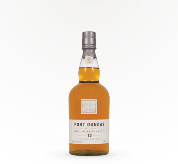 Port Dundas 12 Year Scotch