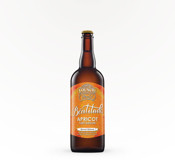 Council Brewing Beatitude Apricot