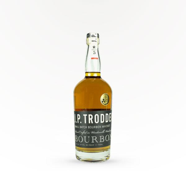 JP Trodden Bourbon Whiskey