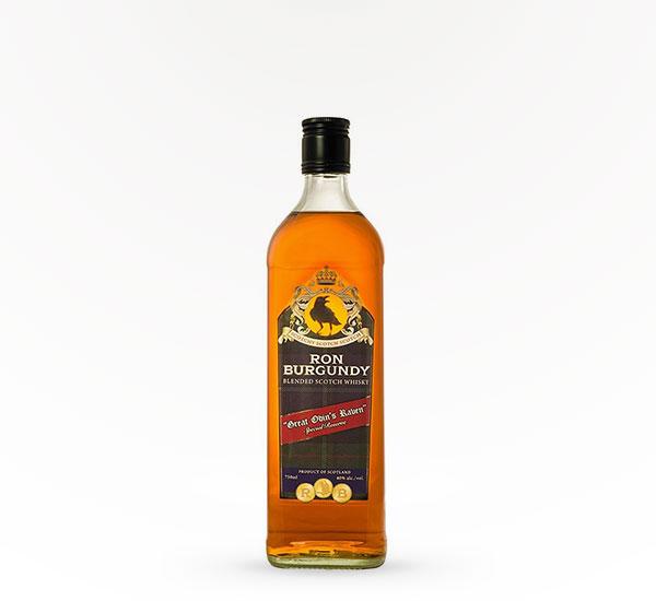 Ron Burgundy Scotch 750 Ml