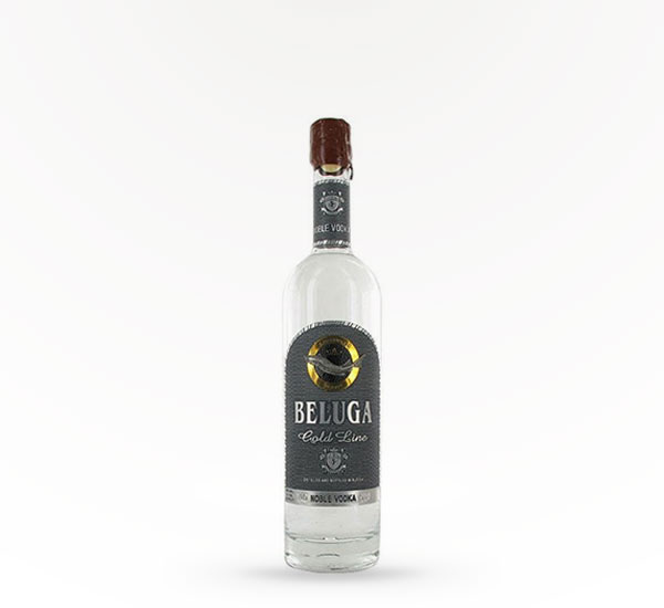 Beluga Noble Russian Gold Vodka