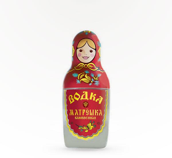 Matrioshka Cranberry Vodka