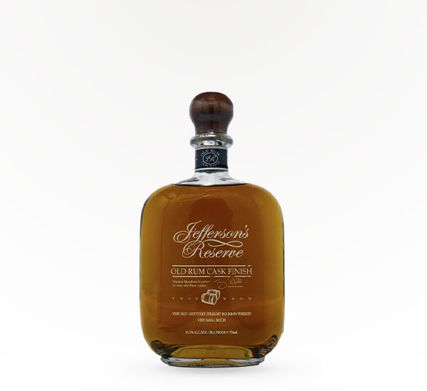 Jefferson's Reserve Old Rum Cask Bourbon