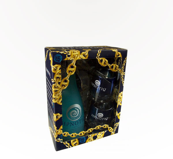 Hpnotiq Liqueur 750ml Gift Set
