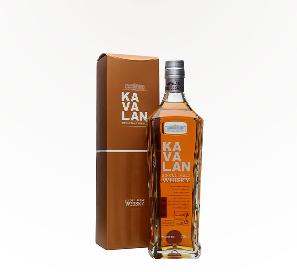 Kavalan Single Malt Whiskey Classical