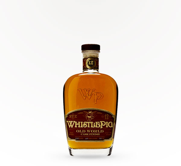 WHISTLEPIG 12YR OLD WRLD WHSKY