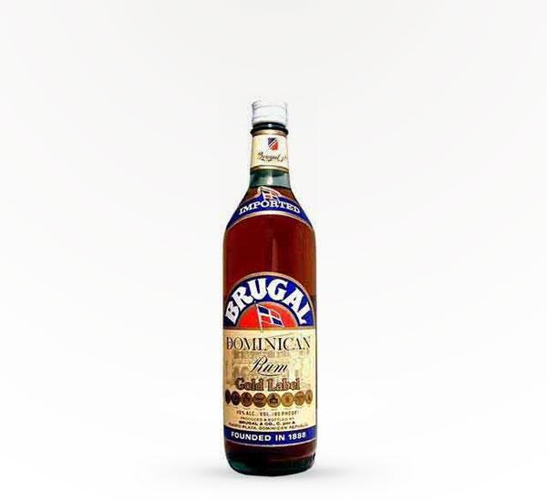 Brugal Rum Gold Label