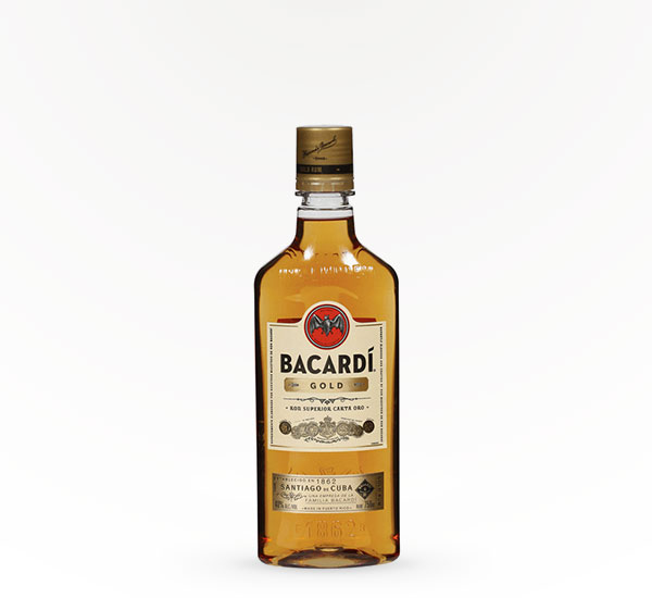Bacardi Gold Rum Pet 750 Ml