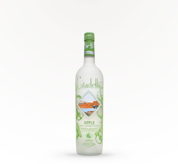 Citadelle Apple Vodka