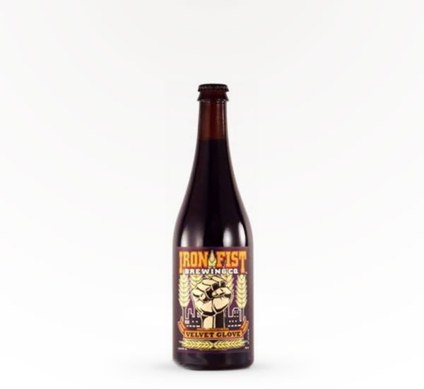 Iron Fist Velvet Glove Imperial Stout
