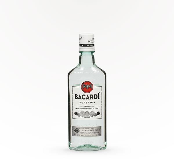 Bacardi Superior White Rum PET