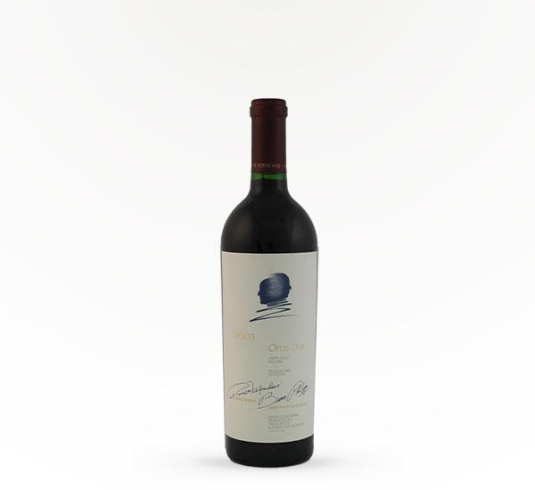 Opus One '03