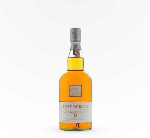 Port Dundas 18 Year Scotch