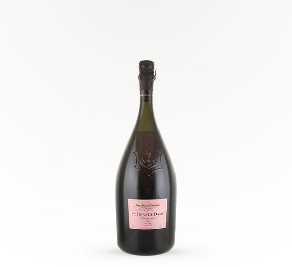 Veuve Clicquot La Grande Dame Rose '04