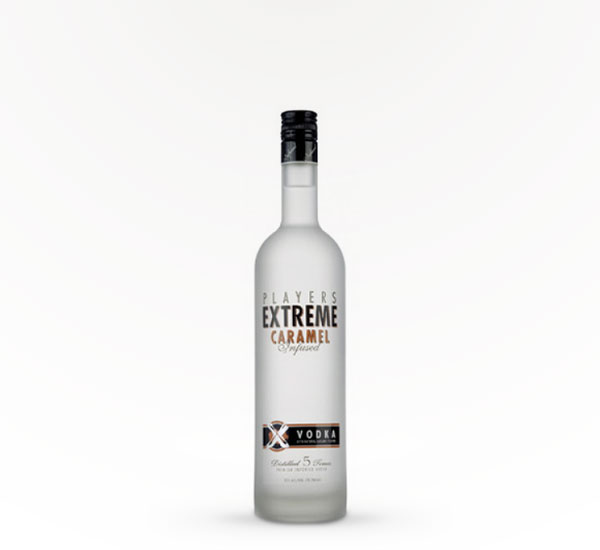 Players Extreme Caramel Vodka
