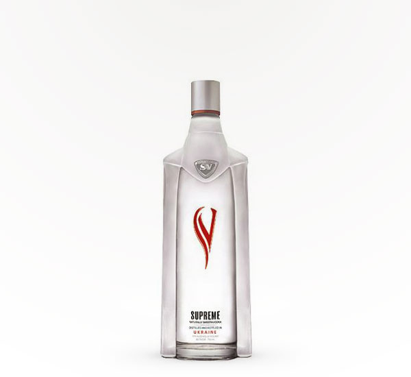SV Silk Vodka