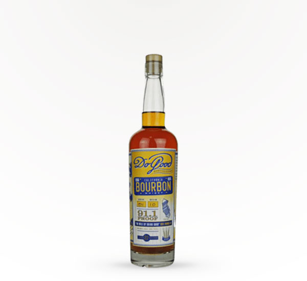 Do Good Distillery California Bourbon 750ml