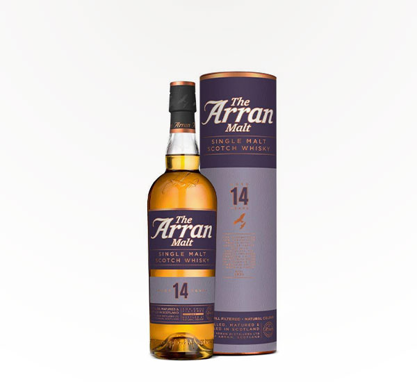 Arran 14 Yr Non Chilfiltered