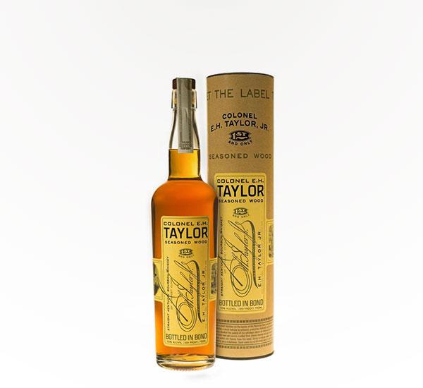 E.H. Taylor Seasoned Wood