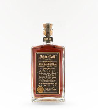 Blood Oath Pact No. 3 Bourbon Whiskey