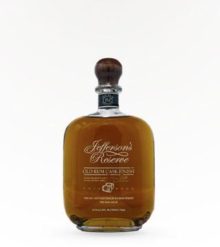Jefferson's Reserve Old Rum Cask Bourbon