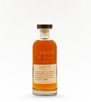 Lismore Single Malt 21 Year