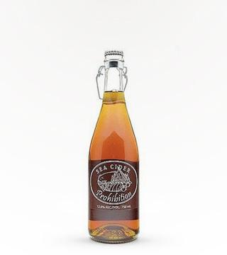 Sea Cider Prohibition Cider