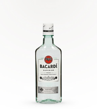 Bacardi Superior White Rum PET