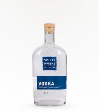Spirit Works Distillery Vodka