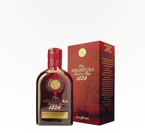 Angostura Rum 1824 12 Years