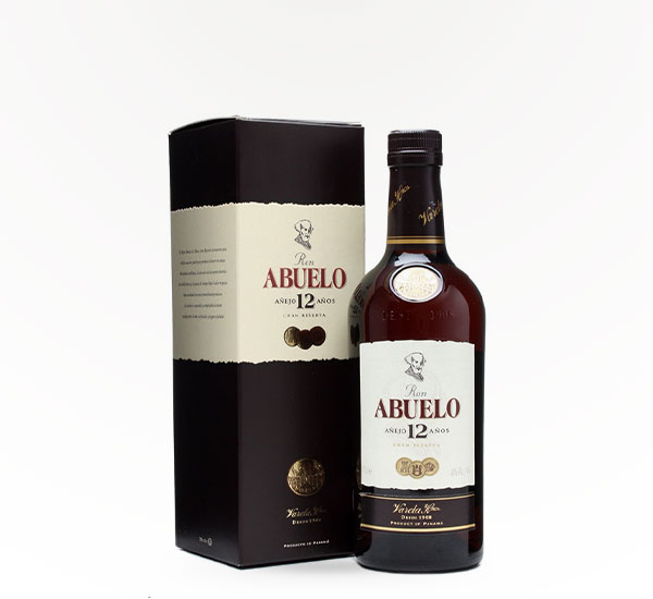 Ron Abuelo 12 Year