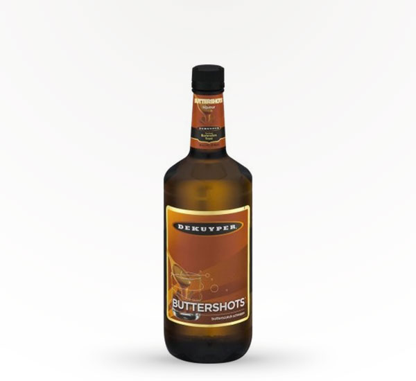 DeKuyper Buttershot Schnapps