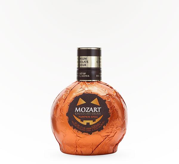 Mozart Pumpkin Spice Chocolate Cream Liqueur 750ml