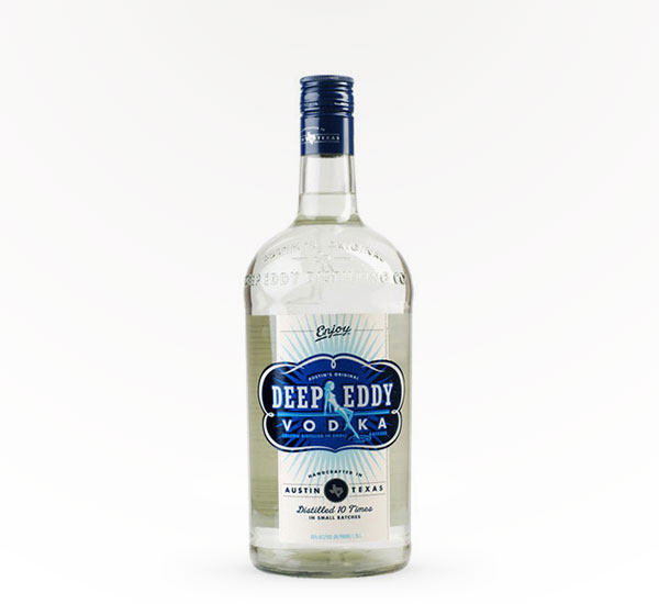 DEEP EDDY STRAIGHT VODKA 1.75
