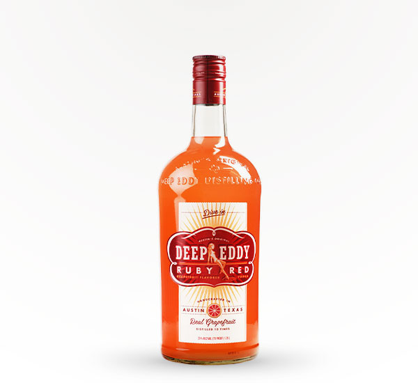 DEEP EDDY RUBY RED VODKA 1.75