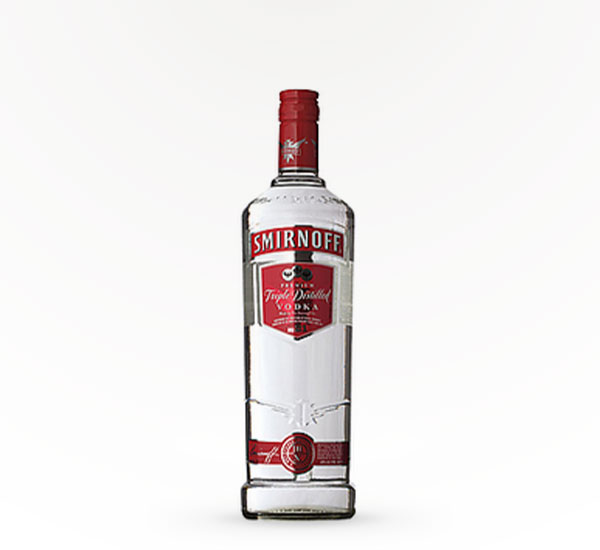 Smirnoff Vodka 80 Proof