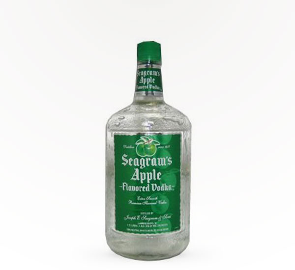 Seagrams Apple Vodka 1.75