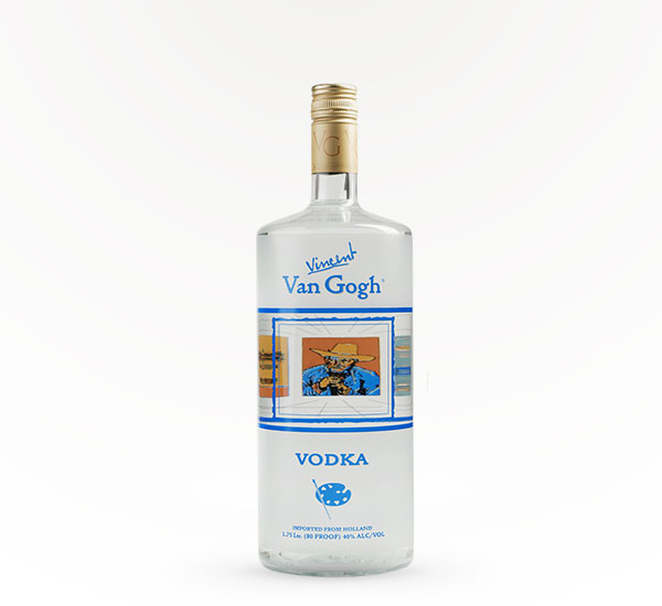 Vincent Van Gogh Vodka 1.75l