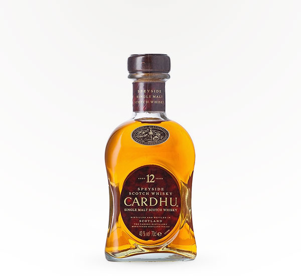 Cardhu Scotch Whisky 12 Year