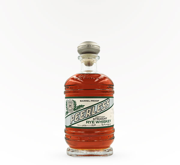 Peerless Kentucky Straight Rye Whiskey Barrel Proof 750ml