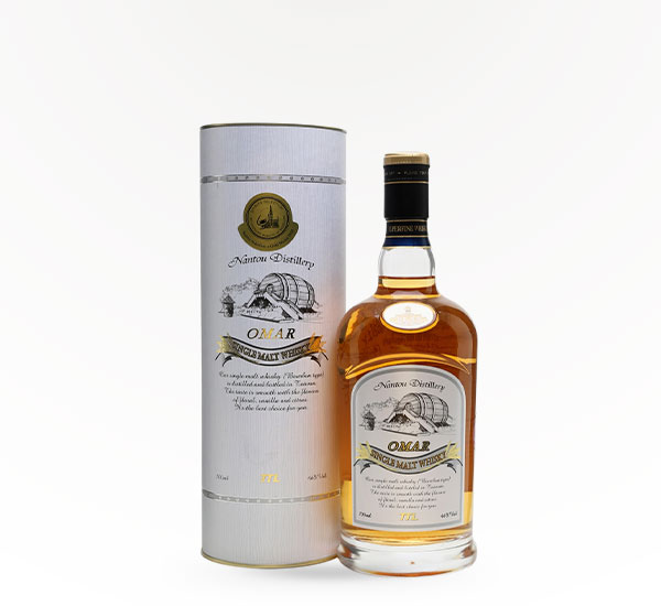 Omar Single Malt Whiskey