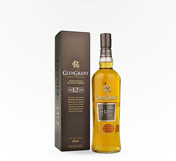 G & M Glen Grant 12 Yr