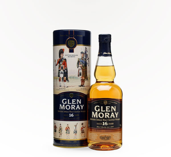 GLEN MORAY 16YR 750 ML