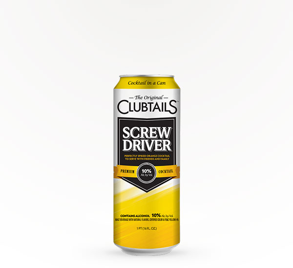 Clubtails Screwdriver 16oz