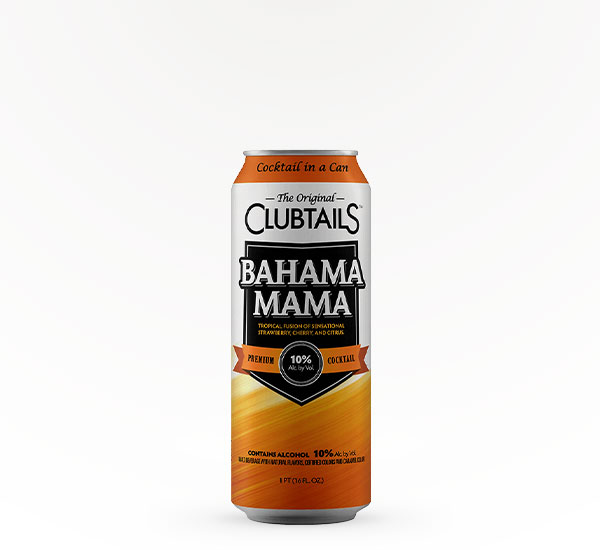 Clubtails Bahama Mama 16oz