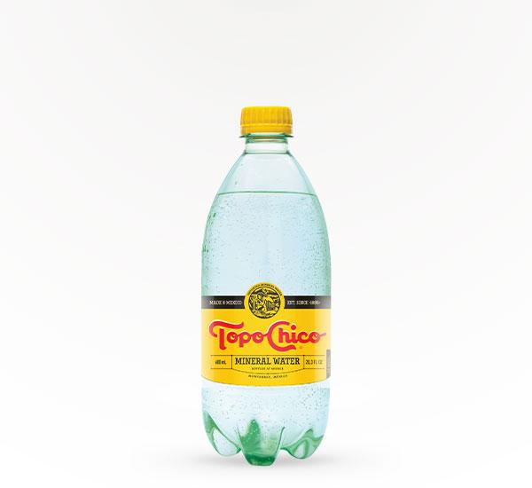 Topo-Chico Mineral Water 20.3oz