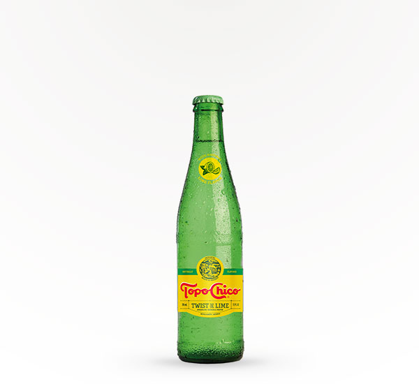 Topo-Chico Twist of Lime 20.3oz