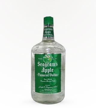Seagrams Apple Vodka 1.75